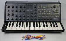 Vintage Korg Ms-20 Monophonic Analog Synthesizer w/ Patch Cables Original 1970's