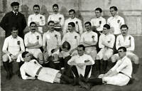 OLD PHOTO Rugby Union Pic 1898 The England Team