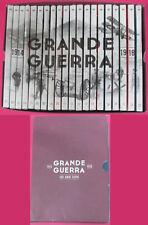 BOX 20 DVD GRANDE GUERRA Prima mondiale SIGILLATI 1914 1918 1/20 no vhs (SD3)