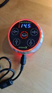 Critical AtomX Atom X Tattoo Power Supply - silver - Genuine
