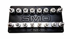 Steve Meade SMD 8 Spot OCTO ANL Fuse Holder Heavy Duty Distribution Block PVC