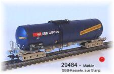 Märklin 29484 Digital Startpackung Schweizer Güterzug