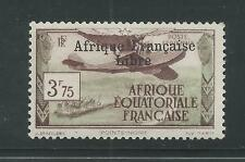 FRENCH EQUATORIAL AFRICA # C11 MLH FREE FRENCH