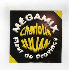 CD SINGLE (NEUF) CHARLOTTE JULIAN FLEUR DE PROVINCE (MEGAMIX CLUB 6'23)