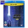 STAR WARS: THE FORCE AWAKENS Blu-ray 3D + 2D + Bonus (REGION-FREE)