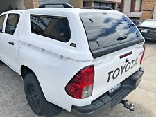 TOYOTA HILUX SR WORKMATE WHITE #040 CANOPY