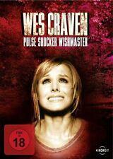 Wes Craven - Pulse - Shocker - Wishmaster - 3 DVD Edition - FSK 18