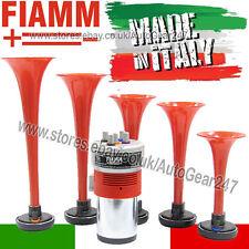 Fiamm Italy 12v 116dB Car Van Dixie Land Dukes Of Hazzard Musical Air Horn Set