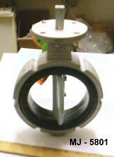 """Keystone - 5"""" Aluminium Butterfly Valve - P/N: 359-703-050-640-001 (NOS)"""