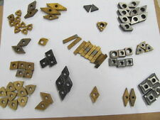 ASSORTMENT OF CARBIDE INSERTS
