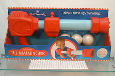 THE AVALAUNCHER~HALLMARK~NEW 2015~NORTHPOLE SNOWBALL LAUNCHER~FREE SHIP IN US~