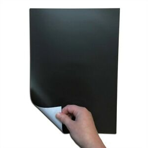 Self-Adhesive Rubber Steel Sheet Magnetically Receptive Ferrous Movement Tray