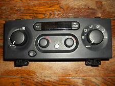 99-01 JEEP GRAND CHEROKEE DUAL HEATER CLIMATE CONTROL UNIT LIMITED LAREDO 2000