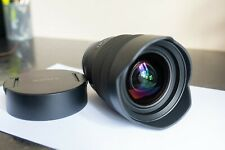 Sony G-Series 12-24mm F/4 G Lens (Mint Condition, 5 months Old)