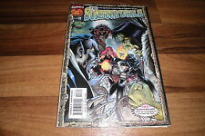 the SUPERNATURALS # 3 -- mit GHOST RIDER-MASK INSIDE / Marvel 1. Auflage 1998