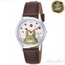 ALBA watch My Neighbor Totoro Face White dial plate ACCK 410 ladies From JAPAN
