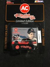 RACING CHAMPIONS AC RACING 92 LIMITED EDITION  DARRELL #17 CHEVY LUMINA 1/64