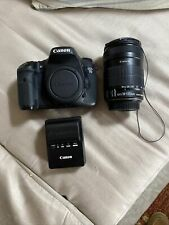 Canon EOS 7D 18.0MP Digital SLR Camera  w/ EF-S IS 18-135mm Lens