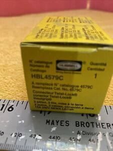 Hubbell HBL4579C Receptacle