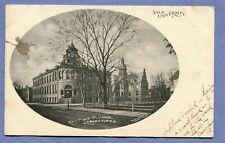 OLD POSTCARD 1905 YALE UNIVERSITY KENT & SLOANE LABORATORIES NEW HAVEN CT