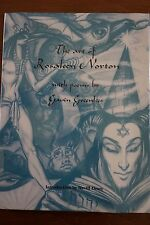 The art of Rasleen Norton with poems by Gavin Greenlee