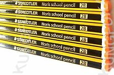 Staedtler Original Noris Schul-Bleistifte Härtegrad Pencils 2B Box of 36 Stucks