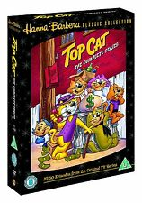 "TOP CAT COMPLETE SERIES COLLECTION HANNA BARBERA 5 DISCS DVD BOX SET R4 ""NEW"""