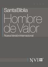 NEW - Santa Biblia Hombre de Valor NVI (Spanish Edition) by Zondervan