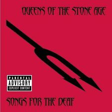 QUEENS OF THE STONE AGE 'SONGS FOR THE DEAF' CD NEW+