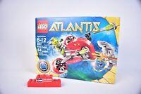 Lego Atlantis Set 8057 Wreck Rider New In Sealed Box, NISB 2010