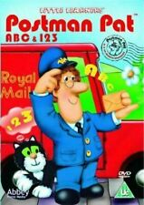 Postman Pat's ABC And 123 (DVD) New Little Learners Sealed UK Stock