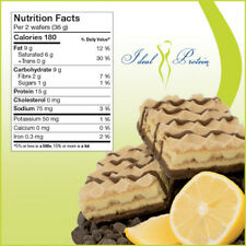 Ideal Protein Triple-layers wafers (4 boxes of your choice see below+1 free bar)