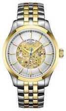Relojes de pulsera Rotary de oro