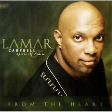 From The From Heart Lamar Campbell and Spirit of Praise NEW SEALED