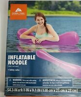 Floating Kickboard Swimming Pool Noodle Solid Core Water Float Foam Kids CF