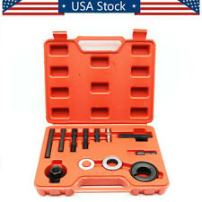 13pc Automotive Pully Puller Remover Installer Power Steering Pump Alternator US