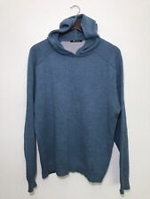 T By Alexander Wang Mens Knit Hoodie Size Large Two Toned