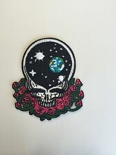 Grateful Dead Space Your Face Embroidered Patch Iron on or Sew on