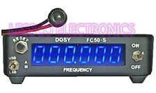 Dosy FC-50-S-P 6-digit Frequency Counter for Single Side Band Users