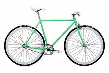 Purefix VICTOR MINT RH 58cm Single Speed FixedGear URBAN BIKE, Fixie L