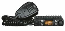 CRT ONE N with S Meter 40 UK 40 EU Channels AM FM Ultra Compact CB RADIO
