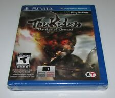 Toukiden: The Age of Demons for Playstation Vita Brand New! Factory Sealed!