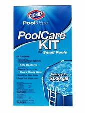 Clorox PoolSpa Pool Care Kit for Small Pools (Packaging may vary)