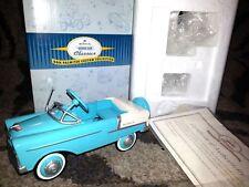 Hallmark 1955 CUSTOM CHEVY Don Palmiter Custom Collection KIDDIE CAR CLASSIC New