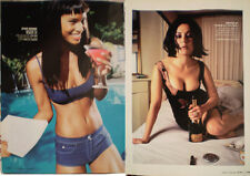Jennifer Tilly Joy Bryant ~ ISRAEL MINI POSTER HEBREW Sexy Bikini Lingerie