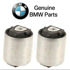 BMW E70 E71 Set of Front Left & Right Forward Bushing for Control Arm Genuine