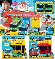 "The Little Bus TAYO ""Main Garage play set + Rani Gani Full set_4 bus"" Sound Toy"