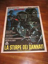 MANIFESTO,1963,Children of the Damned,la stirpe dei dannati,Leader,Badel,Hendry