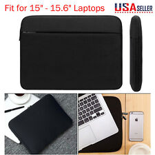 "15""-15.6"" Inch Soft Laptop Sleeve Case Bags Pouch Cover for HP Dell Lenovo Acer"