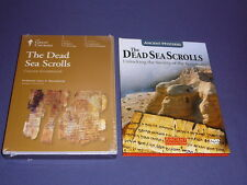 Teaching Co Great Courses DVDs          DEAD SEA SCROLLS       new + BONUS